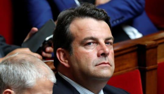 Le député Thierry Solère placé en garde à