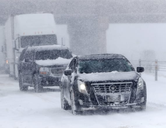 Colorado's 'bomb cyclone' storm heads toward Midwest
