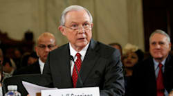 Jeff Sessions Defends Record On Civil Rights At U.S. Senate