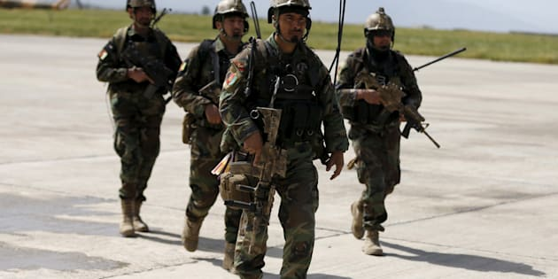 Islamic State Leader In Afghanistan Killed In US Raid
