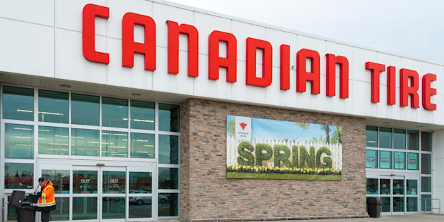 A Canadian Tire location in Toronto.