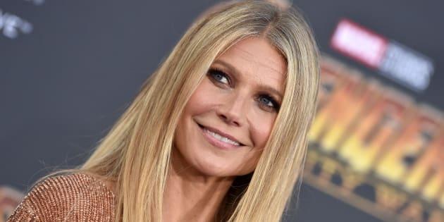 "Gwyneth Paltrow veut arrêter d'incarner la petite-amie d'""Iron Man"". (Hollywood, Californie)"