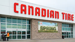 Community Protests At Canadian Tire That 'Physically Removed' An Indigenous