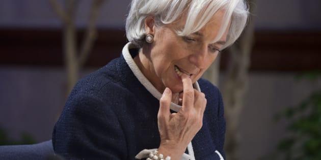Arbitrage Tapie: Christine Lagarde comparait devant la Cour de Justice de la République