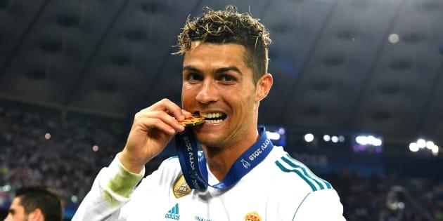 Ligue des Champions: Après la victoire du Real Madrid, Cristiano Ronaldo insinue qu'il pourrait partir.