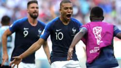 Argentina leva 4 a 3 da França e é eliminada da Copa da