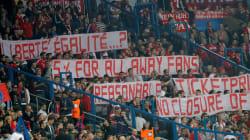 Les supporters du Bayern s'indignent du prix de leurs billets au Parc des
