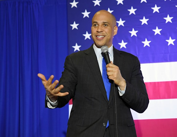 Cory Booker explains how his romance was exposed