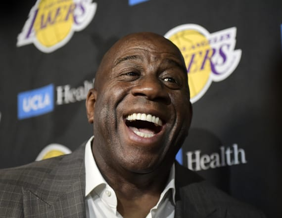 Magic Johnson sends cryptic tweet about 'the truth'