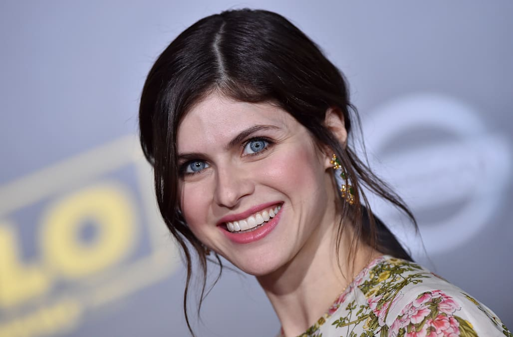 Alexandra Daddario On Acting Producing And Being An Animal Advocate