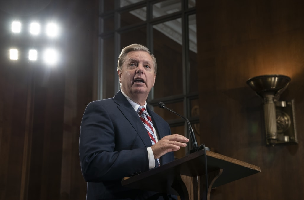 GOP ally to Trump: Tighten asylum laws, cut immigration deal