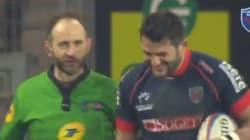 Magie du rugby: il a viré son