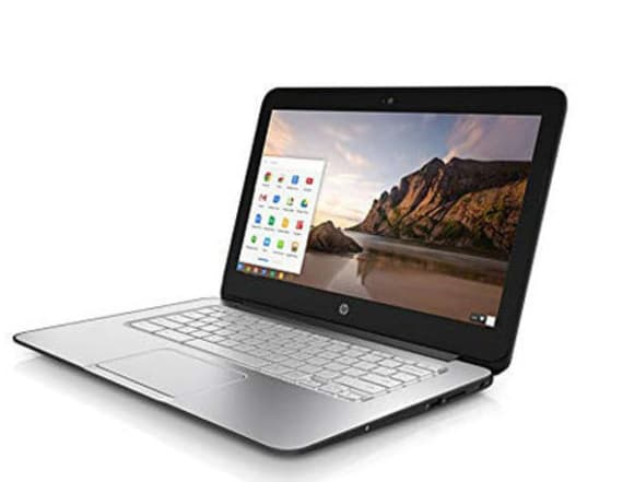 This HP Chromebook is over 60 percent off