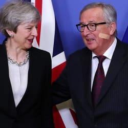 El 'brexit' y la 'comedia de puertas' con un divorcio del continente que no se