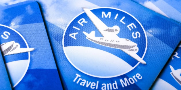 Photographs of Air Miles Cards. (Photo: Andrew Francis Wallace/Toronto Star via Getty Images)