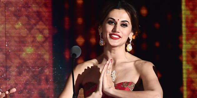 Taapsee Pannu Was Trolled For Wearing a Bikini; her reply is epic