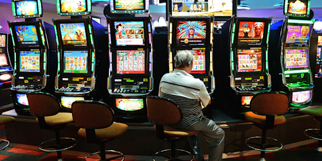 """Australians are the biggest gamblers in the world."""
