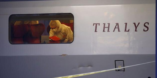 4 personnes interpellées en Belgique dans le cadre de l'enquête sur l'attaque du Thalys.