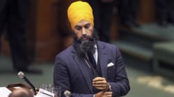 NDP Leadership Hopeful Gets Personal To Mark Multiculturalism
