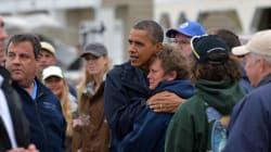 Il fotografo di Obama ci ricorda come si comportano i presidenti durante i disastri