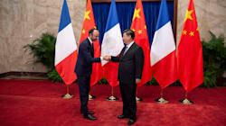 En Chine, Edouard Philippe salue les
