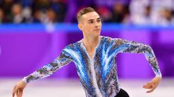 Un patineur artistique américain est «déçu» par les «condoms» des Jeux