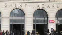 La gare Saint-Lazare touchée par une panne d'électricité, la circulation des trains très