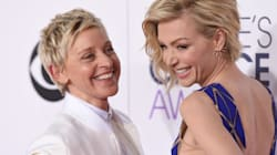 Ellen DeGeneres Can't Help But Cry At Portia De Rossi's Birthday