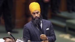 Singh doit se défendre après des commentaires sur ses signes religieux par un député