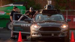 Uber reprend ses essais de voiture autonome... en mode