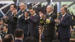 Ante críticas por violencia, PRI busca aprobar la Ley de Seguridad Interior la próxima
