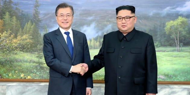 À Pyongyang, un nouveau sommet rassemblera les deux Corées en septembre.