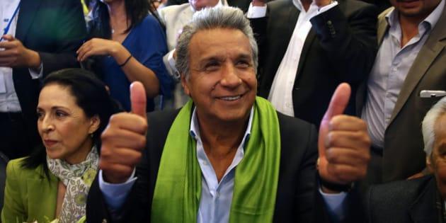 La victoire des socialistes en Équateur ravit Assange (mais pas l'opposition qui veut la contester)