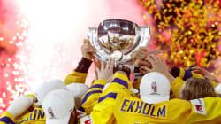 Championnat mondial de hockey: la Suède conserve son