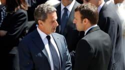 Le couple Macron a reçu le couple Sarkozy pour un dîner privé à
