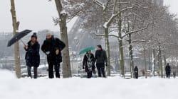 8 départements encore en vigilance orange, la neige