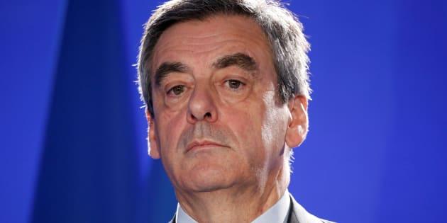 S'il y a un cabinet noir à l'Elysée dans l'affaire Fillon, alors on ne peut que se réjouir de ce qu'il a permis de révéler. REUTERS/Charles Platiau