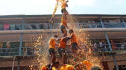SC Ruling On Dahi Handi: No Minors, Human Pyramid Can't Be Taller Than 20