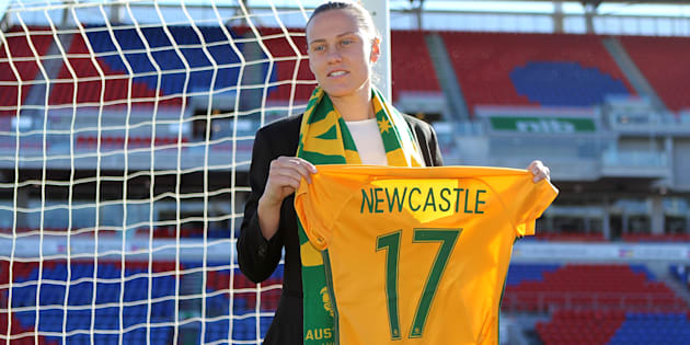 Emily van Egmond has been kicking butts with the Matildas all year. Now it's time for her to do that on home soil once again.
