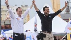 Le copiaron a Duarte en Veracruz: el PAN también se benefició con contratos