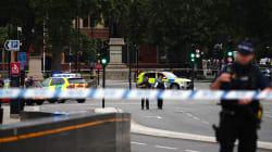 Un attentat à la voiture-bélier fait plusieurs blessés devant le Parlement à