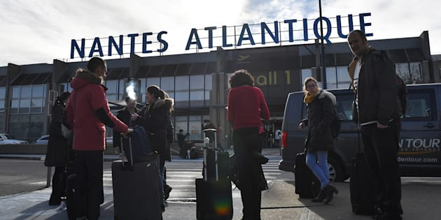 Après l'abandon de NDDL, la ministre des Transports annonce une consultationpublique sur l'aéroport de Nantes-Atlantique (photo).