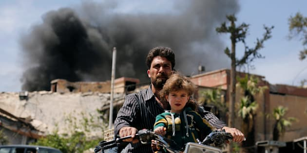 En Syrie, tout est  réuni pour que l'escalade internationale dégénère à tout moment.