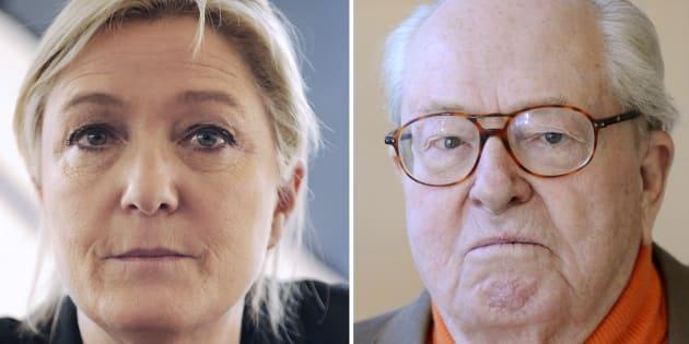 Jean-Marie Le Pen va prêter 6 millions d'euros à Marine Le Pen pour l'élection présidentielle de 2017.