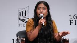 Lo que dijo Yalitza Aparicio sobre la trata de personas y pasó
