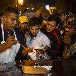 Frijoles y dignidad: los migrantes no tienen por qué comer de