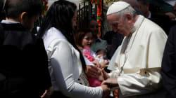 Le pape exprime sa «honte» pour les actes pédophiles du