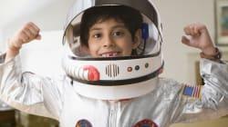 El astronauta José Hernández comparte la receta con la que a todos lxs niñxs cumplirán sus
