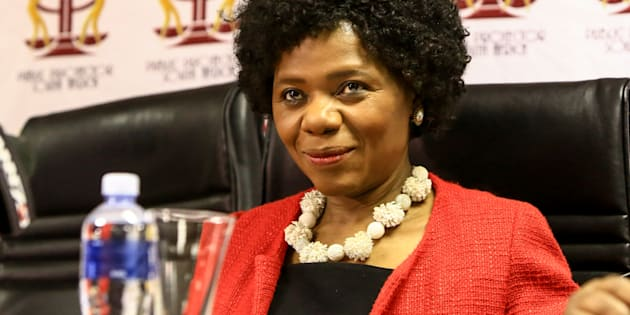 Sharp as a tack... Thuli Madonsela ensured that investigations into state capture won't die once she leaves office.