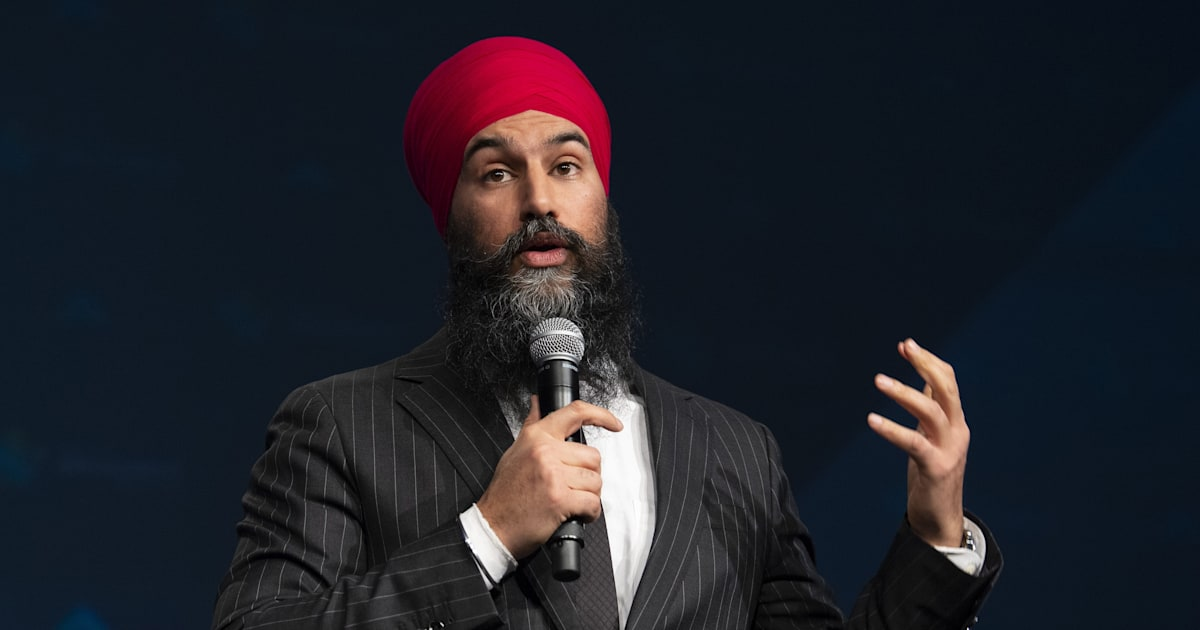 Jagmeet Singh Lauded For Bravery After Opening Up About Sexual Abuse In New Book